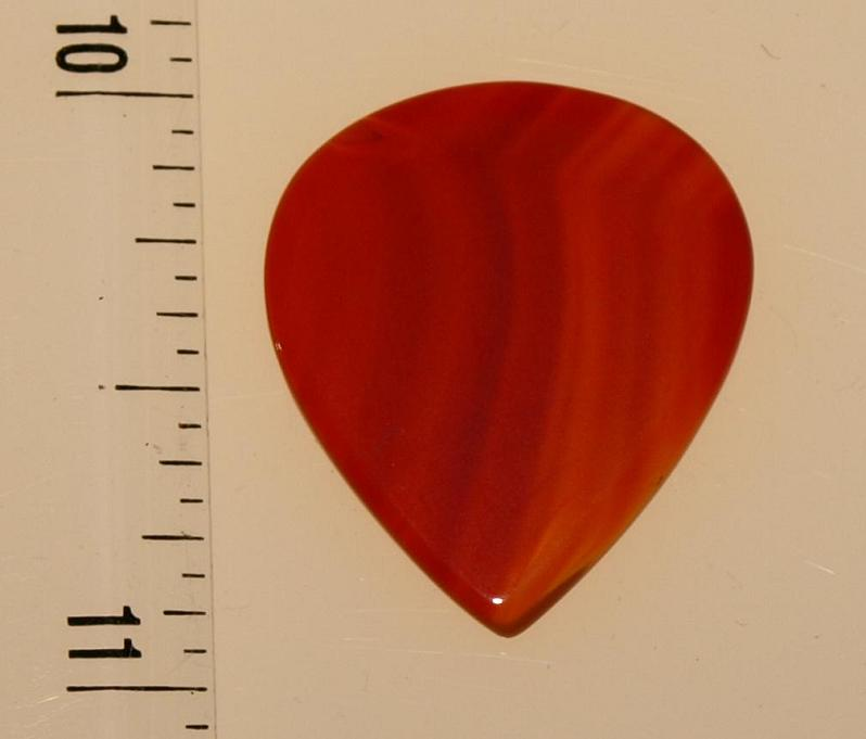 Stone Picks Co. - Good Collection of Fine Agate and Jade Guitar Picks